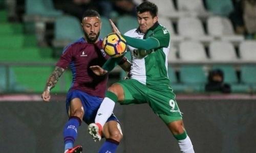 ЧФР подписал португальского нападающего перед матчем с«Астаной» вЛиге Чемпионов