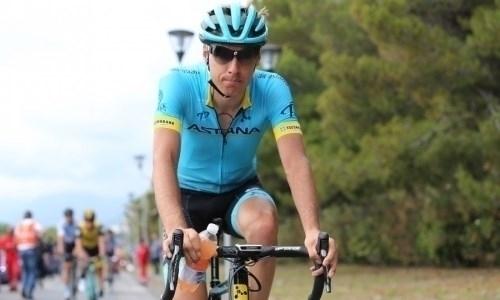 Хирт — в пятерке лидеров общего зачета «Тура Швейцарии» после шестого этапа