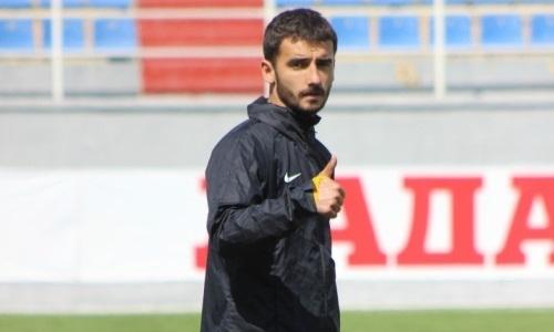 «Каспий» покинул полузащитник из Сербии