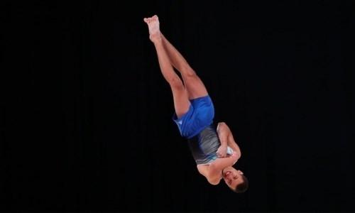 Казахстанский гимнаст выиграл «серебро» чемпионата Азии