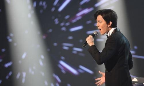 Феноменальное исполнение: Димаш спел на открытии Европейских игр