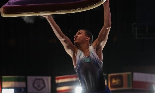 Карими завоевал вторую медаль на ЧА-2019 по спортивной гимнастике