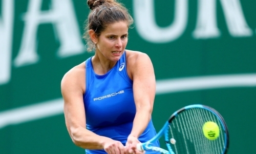 «Это был мой лучший матч на турнире». Немецкая теннисистка — о победе над Путинцевой