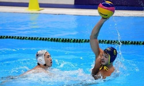 Казахстан уступил Японии в суперфинале Мировой лиги по водному поло