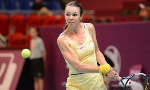 Воскобоева не смогла выйти в финал парного турнира в Бирмингиме