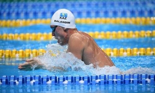 Пловец Баландин выиграл «серебро» международного турнира в США