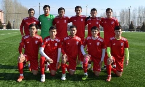 «Байконур» обыграл «Астану М» в матче Первой лиги