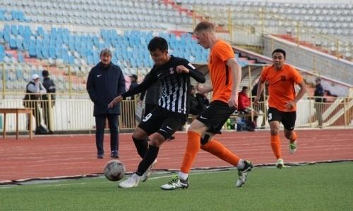 «Экибастуз» уверенно обыграл «Шахтер-Булат» в матче Первой лиги