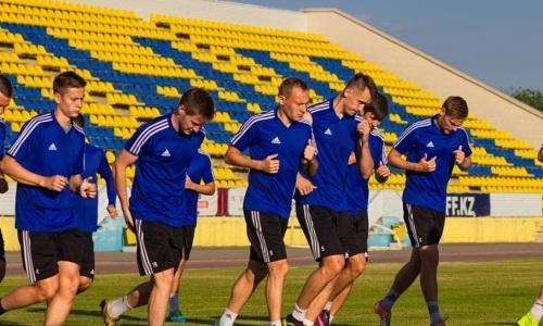 «Акжайык» дома обыграл «Академию Оңтүстік» в матче Первой лиги