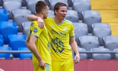 Букмекеры назвали фаворита матча Лиги Чемпионов «Астана» — «ЧФР Клуж»