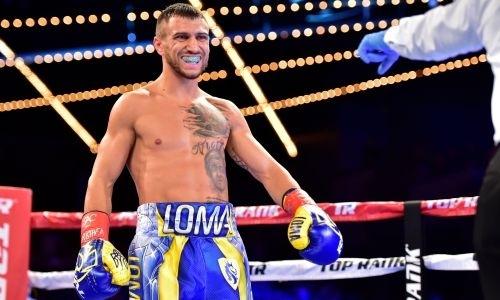 Ломаченко красиво ответил бросившему ему вызов чемпиону UFC