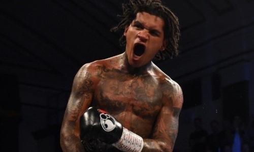 «Разрушитель» диким хуком с правой уничтожил 35-летнего финна в бою за титул WBA. Видео нокаута