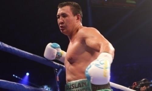 Казахстанский супертяж сразится с нокаутировавшим Майка Тайсона боксером