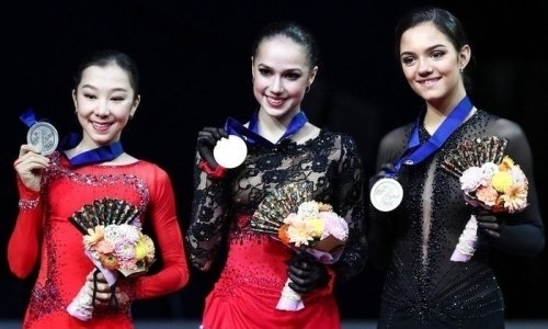 «Такая жара растопит лед!» Популярное СМИ — о конкуренции Турсынбаевой со звездными россиянками