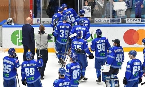 Озвучена информация о трансферах «Барыса» и примерный состав на сезон КХЛ