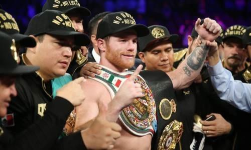 WBC объяснил решение дать «Канело» новый титул в весе Головкина