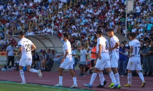 Лига Европы возвращается в Шымкент спустя три года