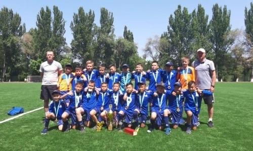 «Астана-2008» досрочно вышла из группы на международном турнире