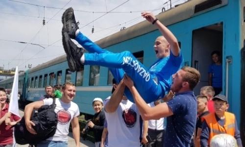 Казахстанский чемпион Европы по ММА нацелился на ЧМ и переход в профи