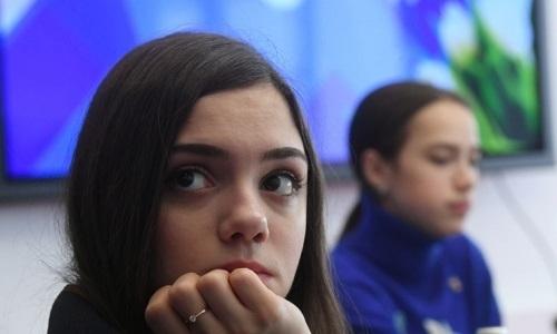 Российская фигуристка считает, что конкурентки Турсынбаевой не попадут в число фавориток Олимпийских игр-2022