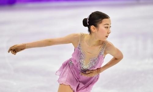 «Она еще малюсенькая». Российская фигуристка высказалась о четверном прыжке Турсынбаевой