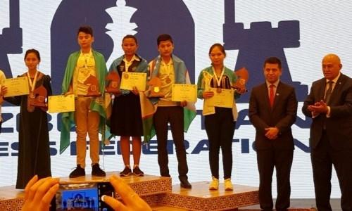 17 медалей завоевали казахстанские школьники на чемпионате Азии