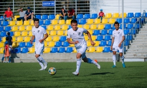 «Жетысу Б» и «Шахтер-Булат» победителя не выявили в матче Первой лиги