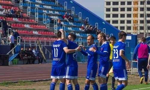 «Акжайык» в гостях переиграл «Байконур» в матче Первой лиги