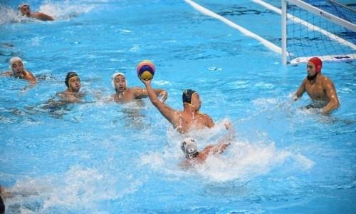 Сборная Казахстана уступила в первом матче международного турнира по водному поло