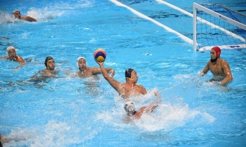 Казахстанские ватерполисты проиграли на старте международного турнира в Хорватии