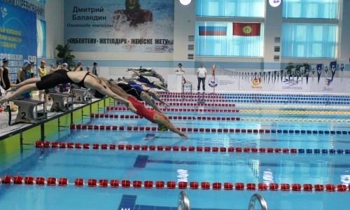 Казахстанская спортсменка завоевала «золото» на турнире по плаванию в Бресте