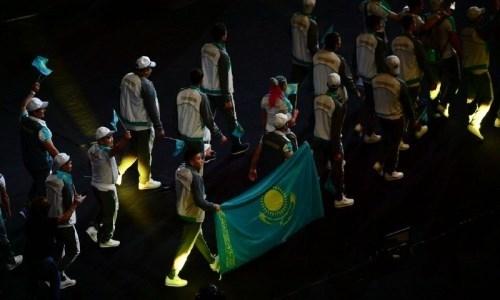 Казахстан принял участие в открытии летней Универсиады-2019 в Неаполе