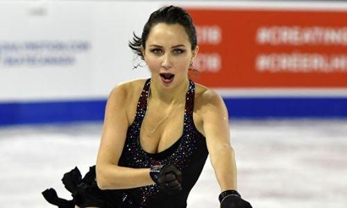 «Не стесняется хвалить свою форму». Чем удивит известная российская фигуристка Турсынбаеву?