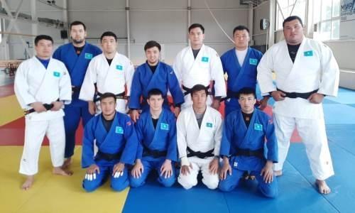 Объявлен состав сборной Казахстана на Гран-при по дзюдо в Будапеште