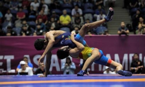 Казахстанские «классики» стали вторыми на чемпионате Азии среди кадетов