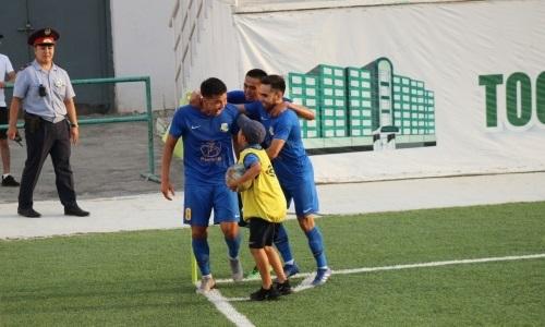 «Каспий» одержал уверенную победу в матче Первой лиги с «Экибастузом»