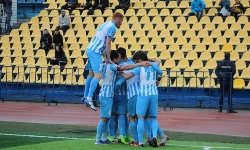 «Кызыл-Жар СК» разгромил «Академию Оңтүстік» в матче Первой лиги