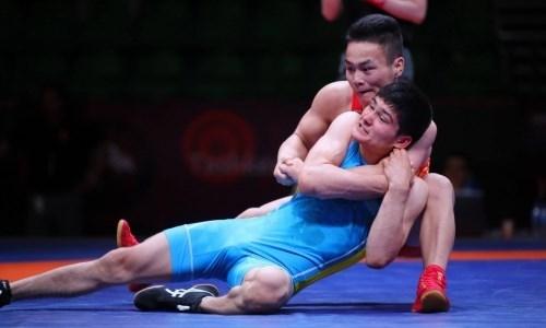 Казахстанские вольники завоевали три медали на ЧА-2019 среди кадетов