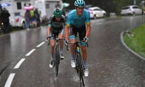 «Астана» — в десятке лидеров второго этапа «Тур де Франс»
