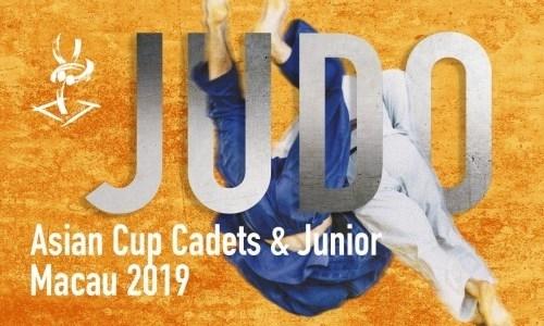 Молодежная команда Казахстана по дзюдо завоевала пять медалей на чемпионате Азии