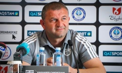 Наставник «Торпедо» рассказал, кого из игроков «Ордабасы» опасается