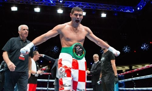 Экс-боксер «Астана Арланс» после дебюта вСША получил бой вандеркарде чемпиона мира