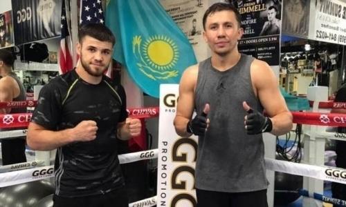 Казахстанский боксер после конфликта с Головкиным подписал контракт с промоутерами «Канело»
