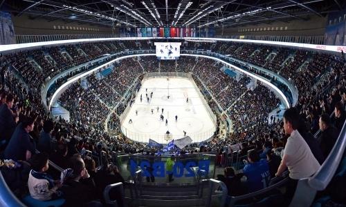 «Барыс» узнал календарь матчей сезона КХЛ-2019/2020
