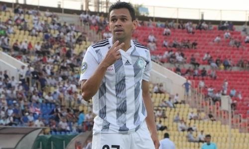 Завершился первый тайм матча Лиги Европы «Ордабасы» — «Торпедо»
