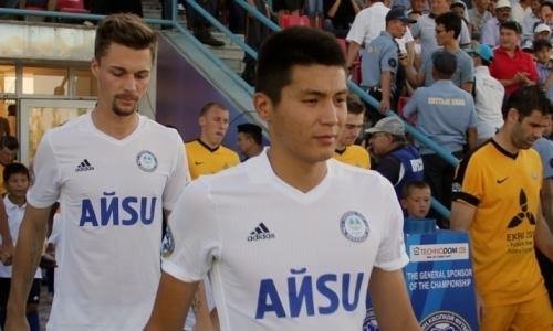 Видео победного гола «Ордабасы» в матче с «Торпедо» в Лиге Европы