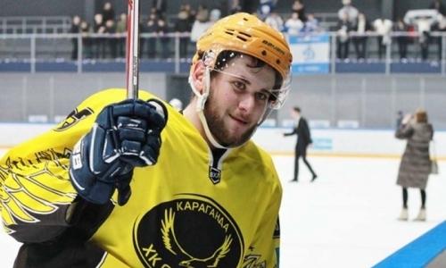 Латвийский форвард продлил контракт с «Сарыаркой»