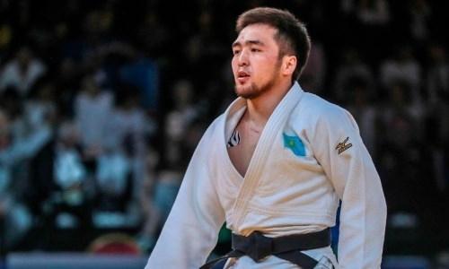 Дзюдоист Сметов завоевал «золото» Гран-при в Будапеште