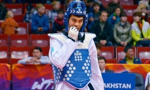 Таеквондист принес Казахстану седьмую медаль на Универсиаде-2019