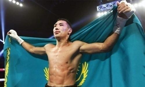 «Укрепляем казахский стиль». Алимханулы показал крутое видео стренировок